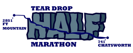 Tear Drop Half Marathon 10K & 5K